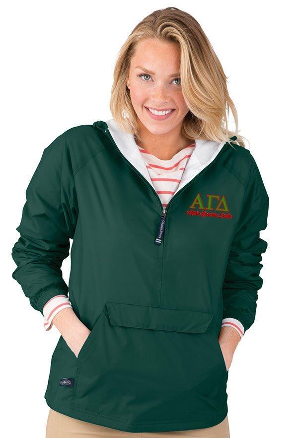 Alpha Gamma Delta Classic Anorak
