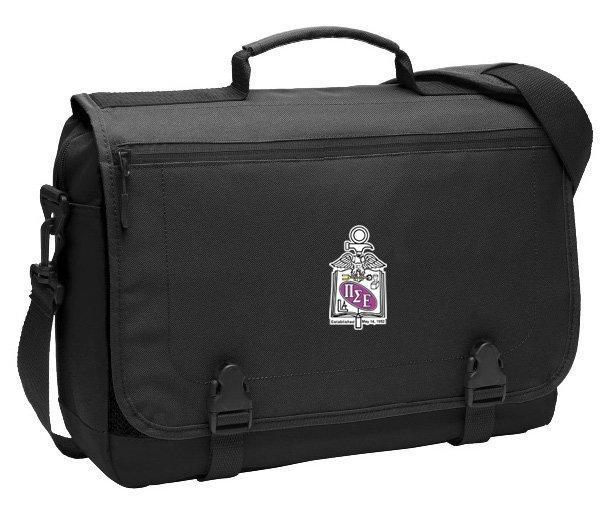 Pi Sigma Epsilon Messenger Briefcase