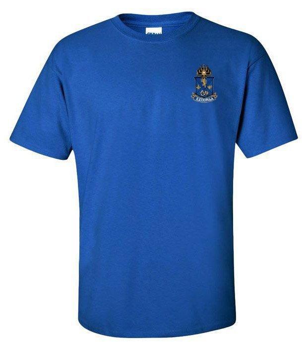 DISCOUNT-Alpha Epsilon Pi Crest - Shield Shirt