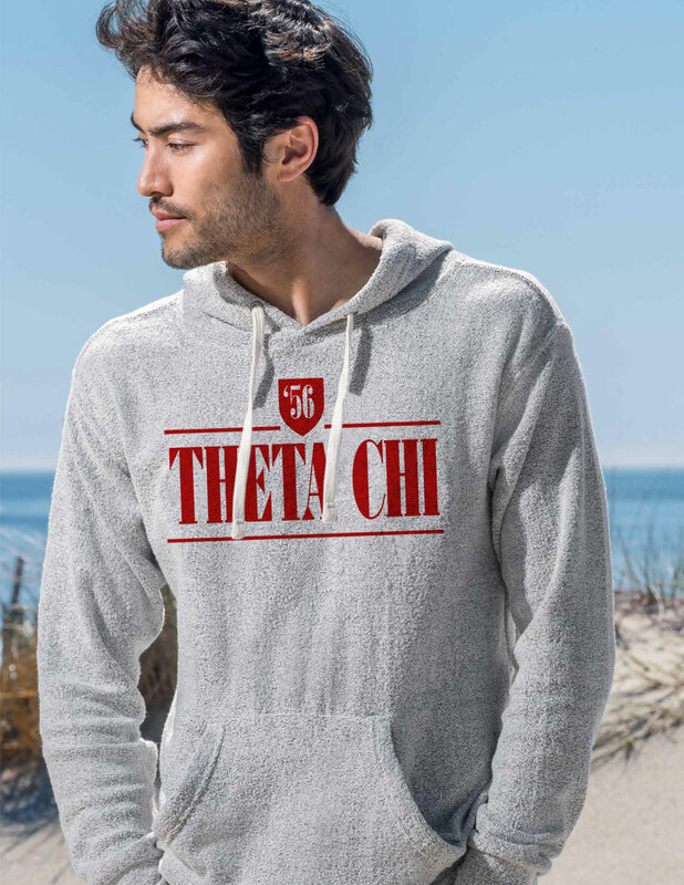 Theta Chi Lucas Loop Fleece Hood