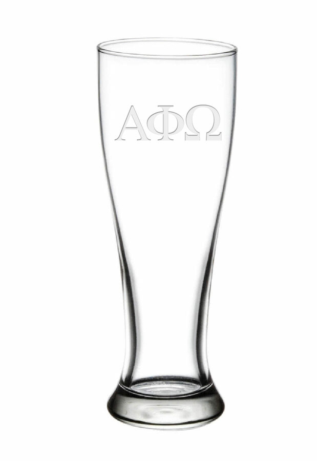 Alpha Phi Omega Holland Glass
