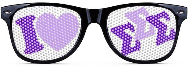 Sigma Sigma Sigma Wayfarer Style Lens Sunglasses