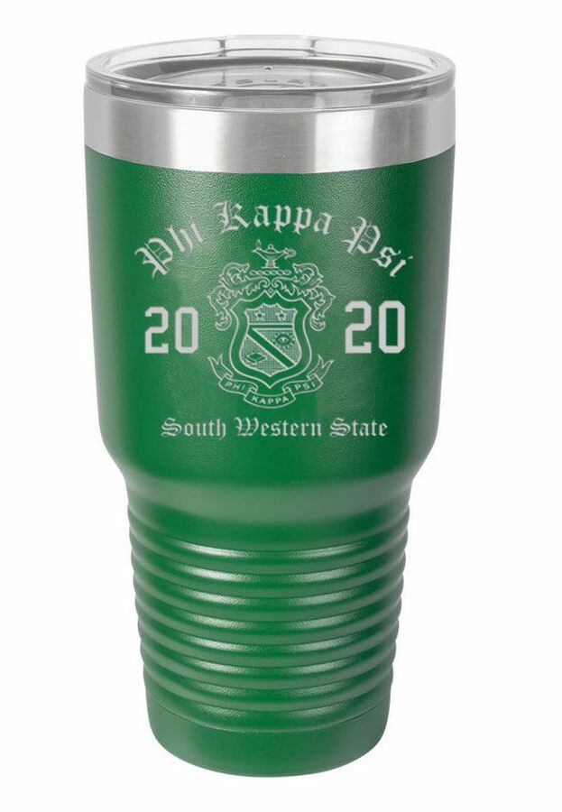 Phi Kappa Psi Insulated Tumbler