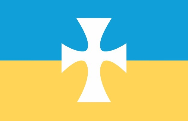 Sigma Chi Flag Decal Sticker