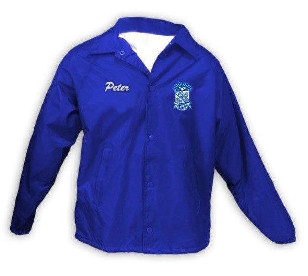 Phi Beta Sigma Line Jacket