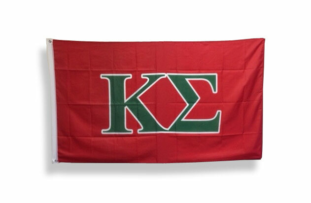 Kappa Sigma Big Greek Letter Flag
