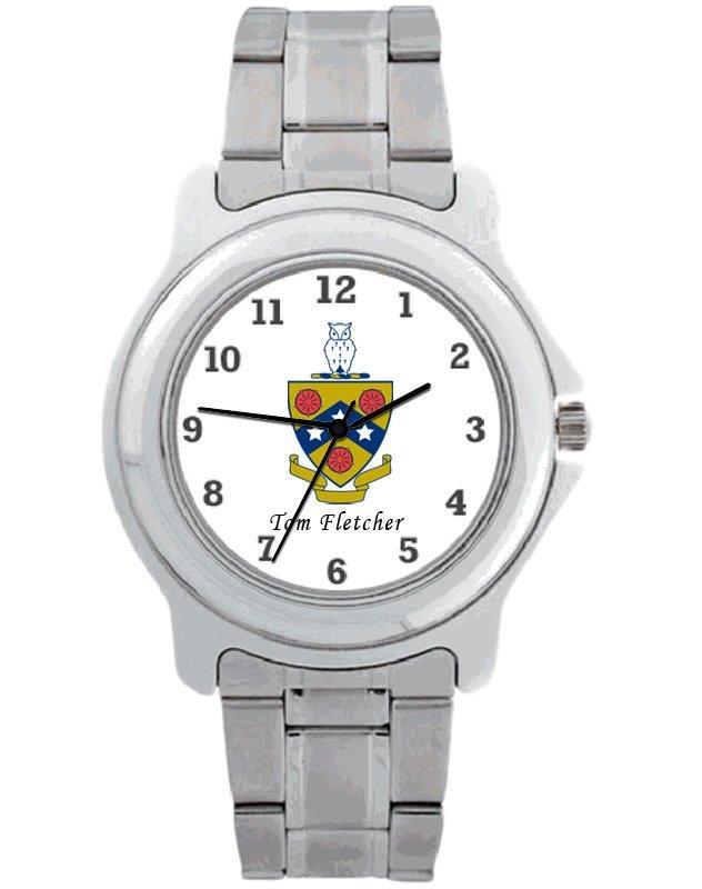 FIJI Fraternity Commander Watch