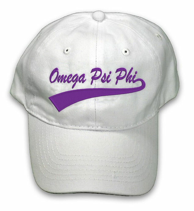 Omega Psi Phi New Tail Baseball Hat