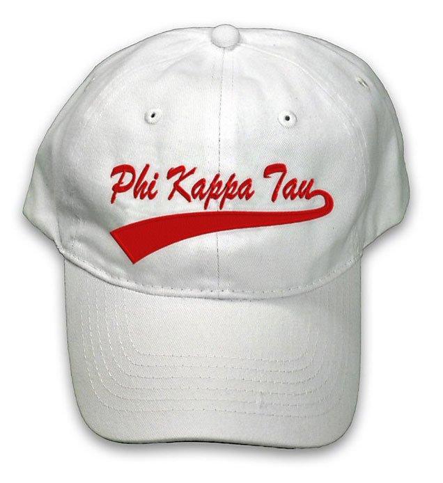 Phi Kappa Tau New Tail Baseball Hat