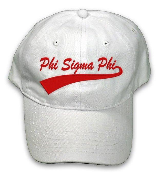 Phi Sigma Phi New Tail Baseball Hat