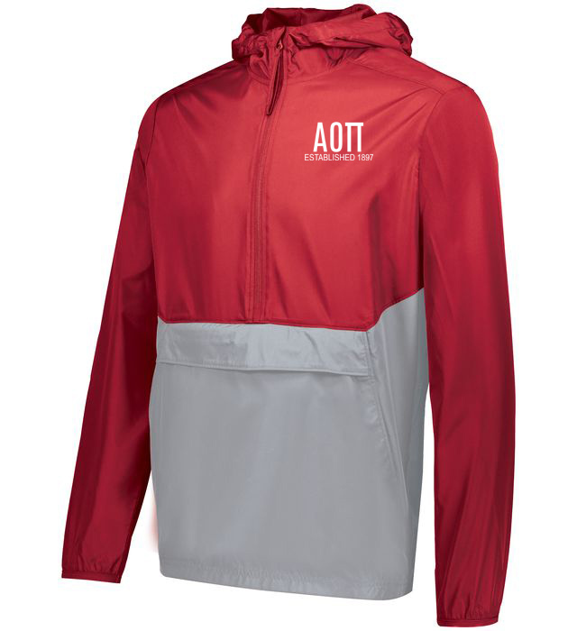 Alpha Omicron Pi Head of The Pack Pullover
