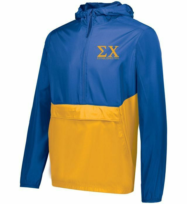 Fraternity & Sorority Head of The Pack Pullover