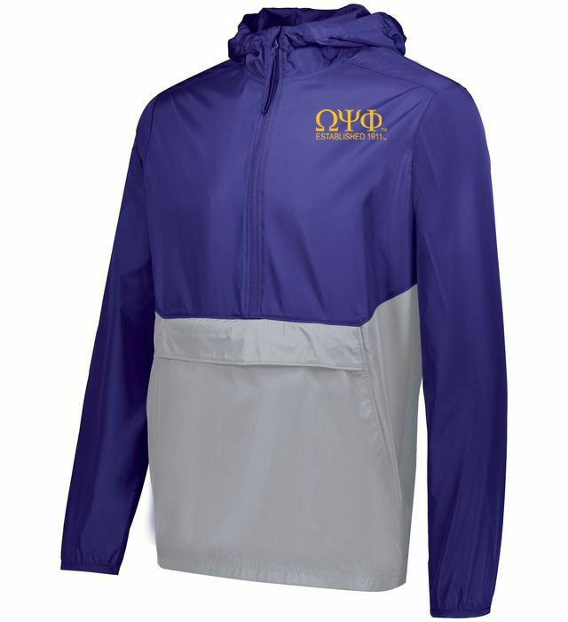 Omega Psi Phi Head of The Pack Pullover