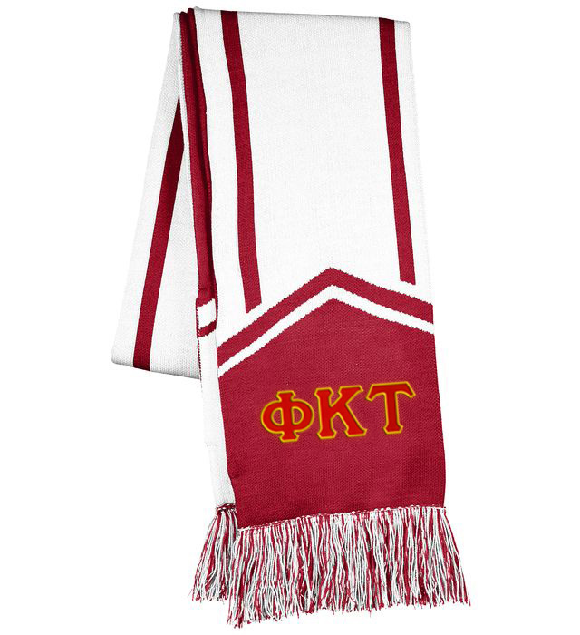 Phi Kappa Tau Homecoming Scarf