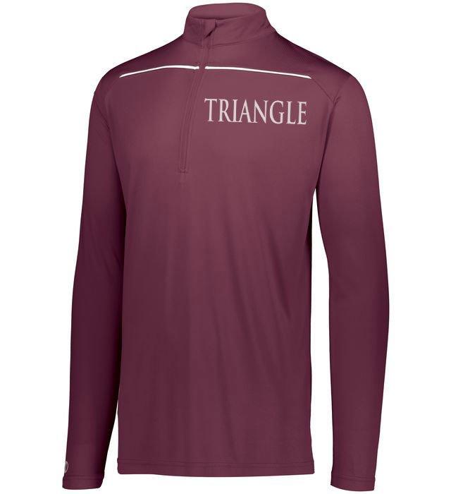 Triangle Defer Pullover