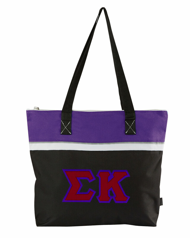 DISCOUNT- Sigma Kappa Lettered Muse Totebag