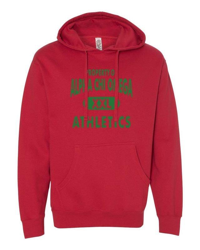 Alpha Chi Omega Athletics Hoodie