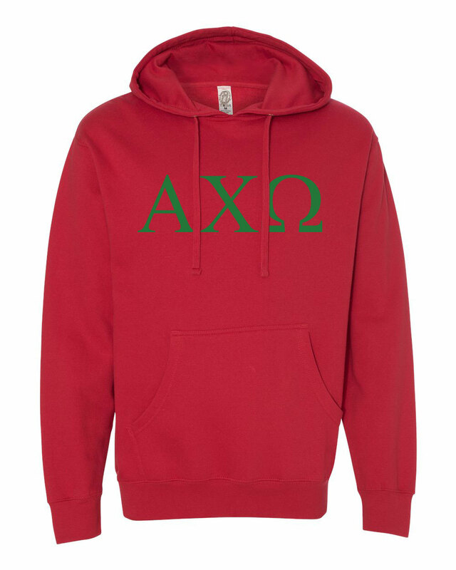 Alpha Chi Omega World Famous $25 Greek Hoodie