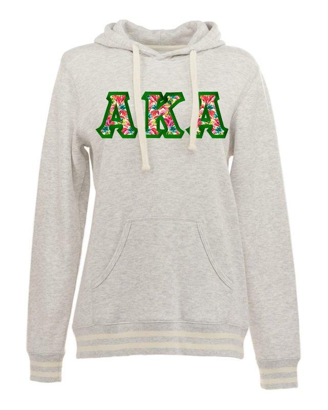 Alpha Kappa Alpha J. America Relay Hooded Sweatshirt