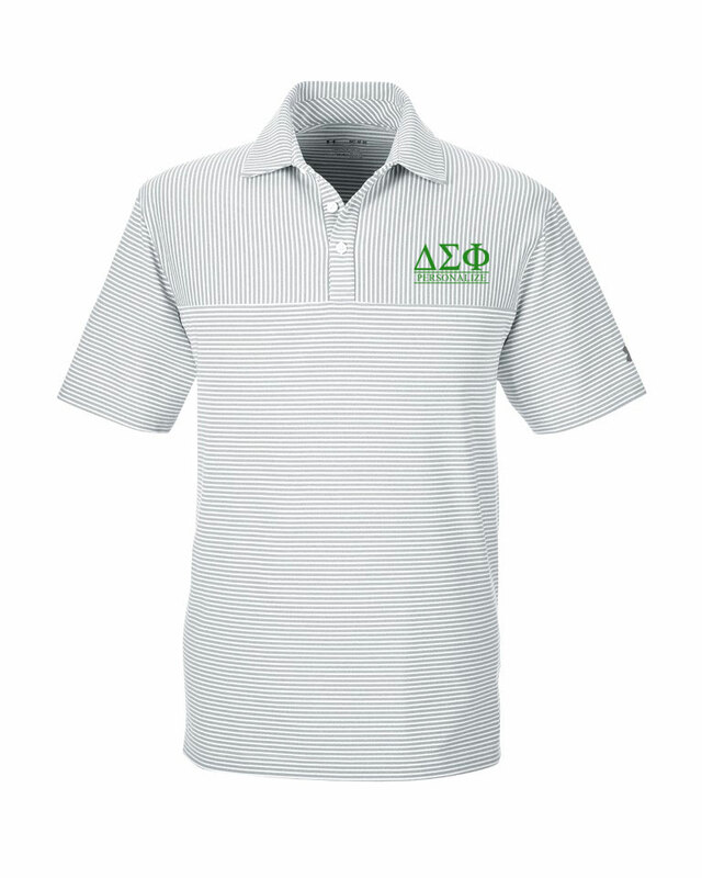 Delta Sigma Phi Under Armour®  Men's Playoff Fraternity Polo