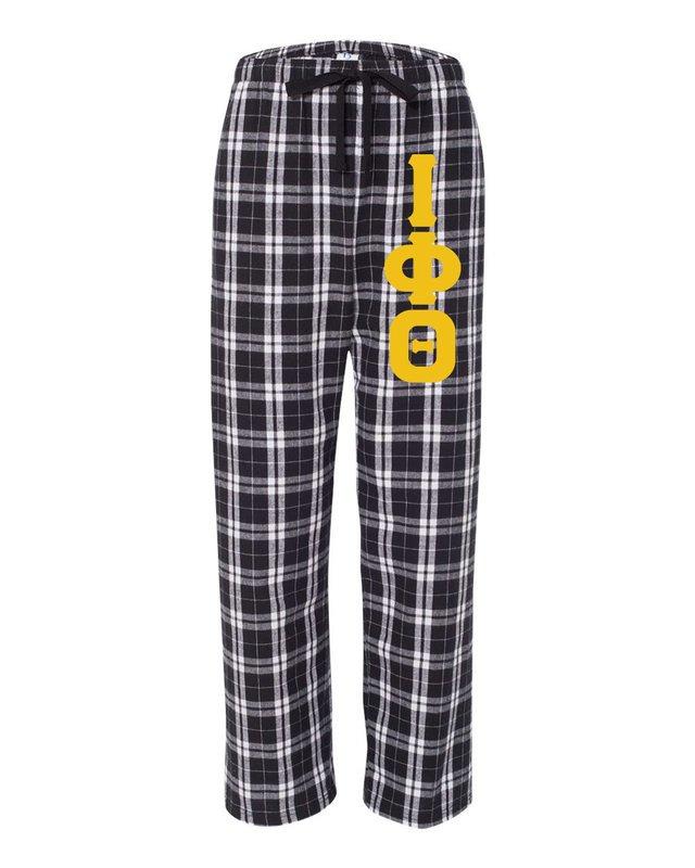 Iota Phi Theta Pajamas Flannel Pant