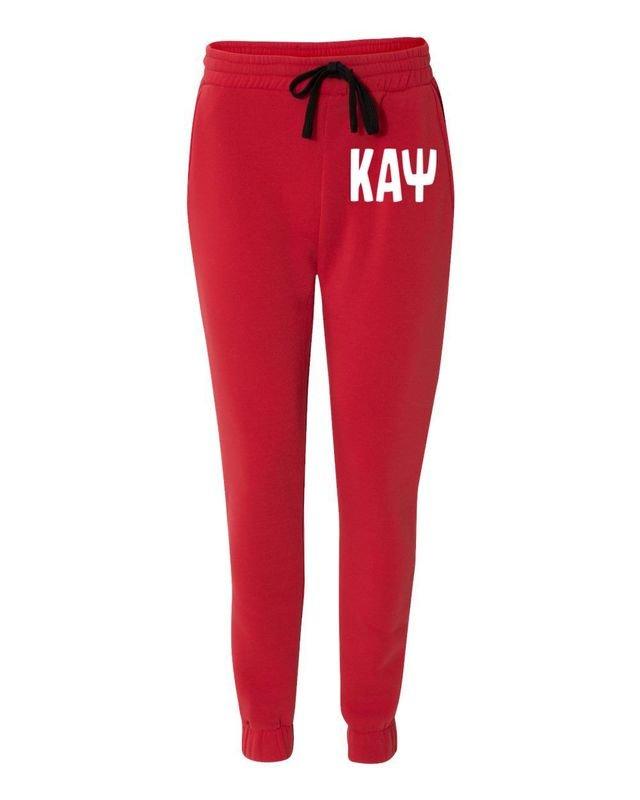 Kappa Alpha Psi Big Letter Sweatpants