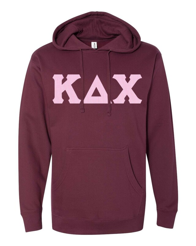 Kappa Delta Chi Lettered Independent Trading Co. Hooded Pullover Sweatshirt
