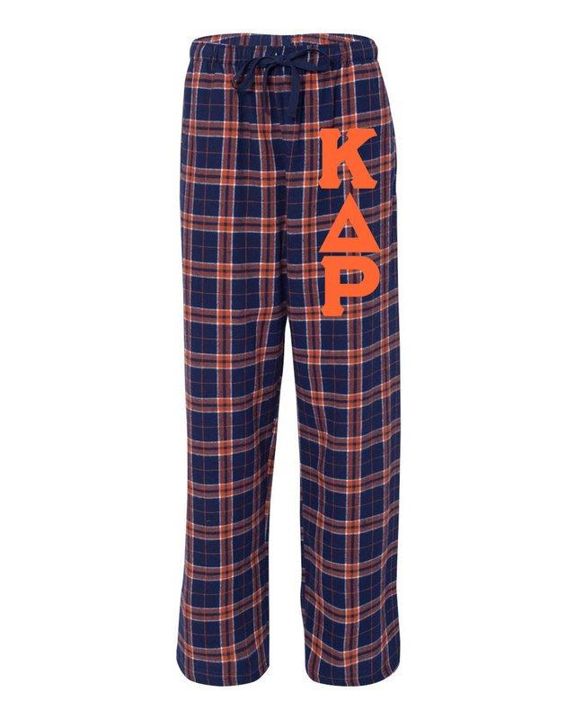 Kappa Delta Rho Pajamas Flannel Pant