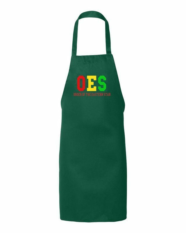 Order Of Eastern Star Large Apron