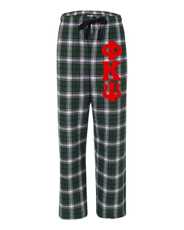 Phi Kappa Psi Pajamas Flannel Pant
