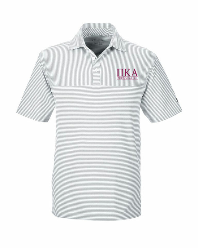 Pi Kappa Alpha Under Armour®  Men's Playoff Fraternity Polo