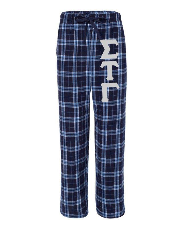 Sigma Tau Gamma Pajamas Flannel Pant