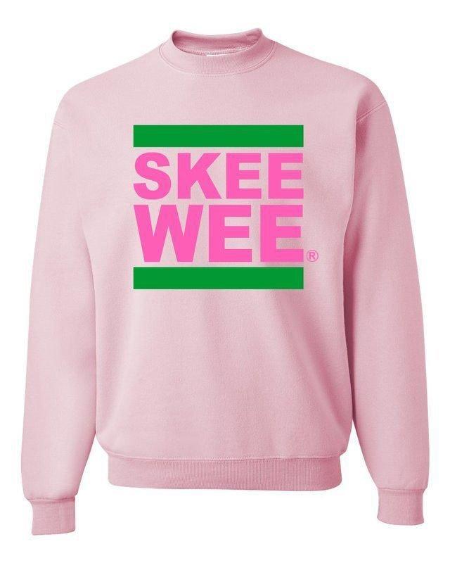 Skee Wee Crewneck Sweatshirt