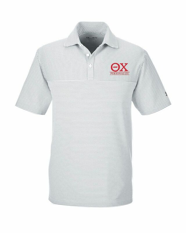 Theta Chi Under Armour®  Men's Playoff Fraternity Polo