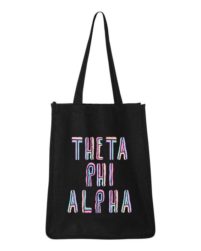 Theta Phi Alpha Jumbo All In Tote Bag