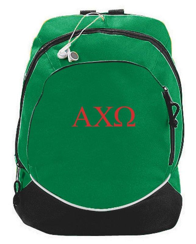 Custom Greek Backpack
