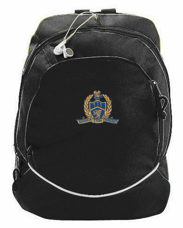 DISCOUNT-Delta Kappa Alpha Emblem Backpack