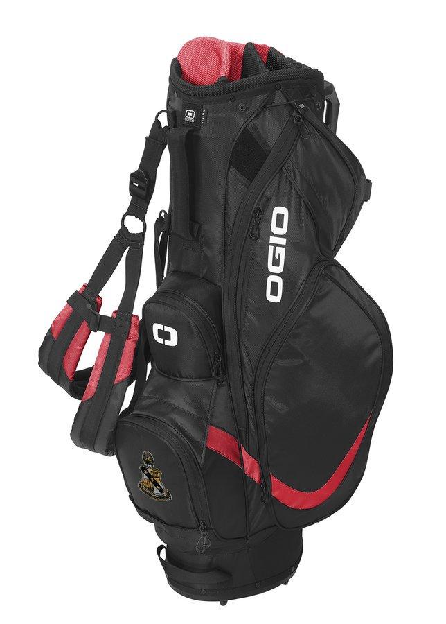 Alpha Sigma Phi Ogio Vision 2.0 Golf Bag