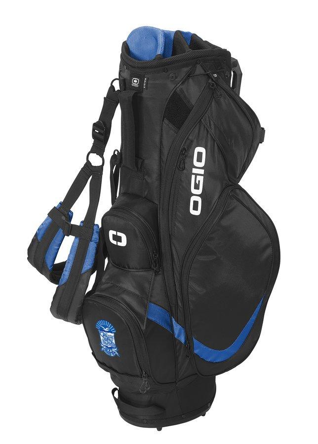 Phi Beta Sigma Ogio Vision 2.0 Golf Bag