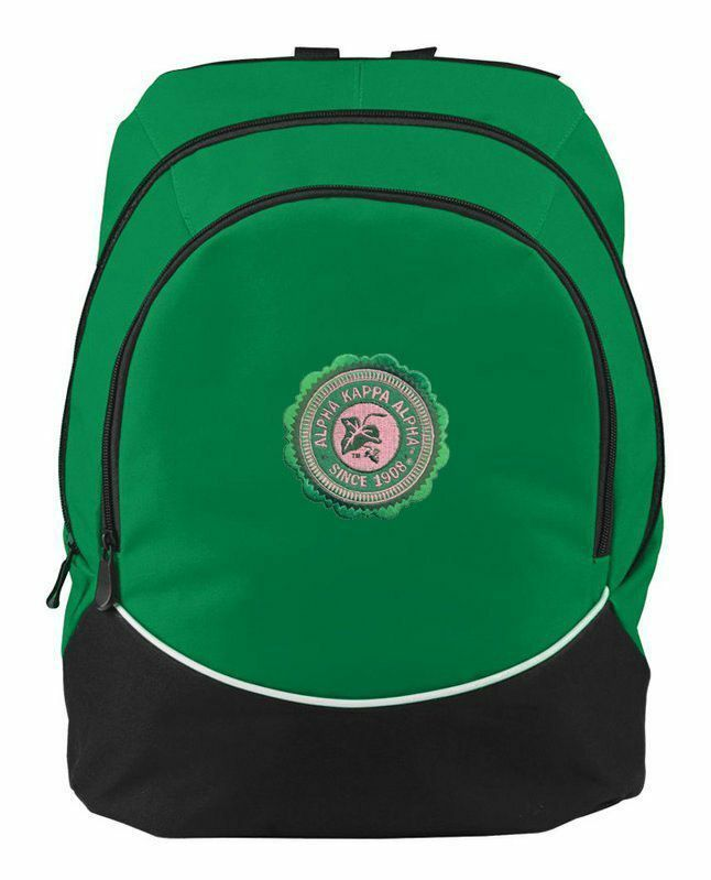 DISCOUNT-Alpha Kappa Alpha Seal Backpack