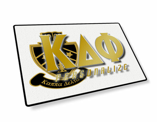Kappa Delta Phi Welcome Mat