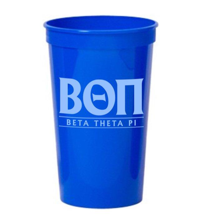 CLOSEOUT - Beta Theta Pi  Big Classic Line Stadium Cup