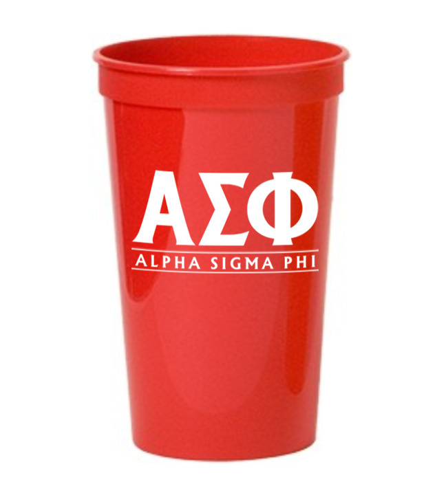 CLOSEOUT - Fraternity Big Classic Line Stadium Cup