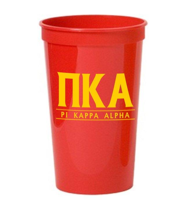Pi Kappa Alpha  Big Classic Line Stadium Cup