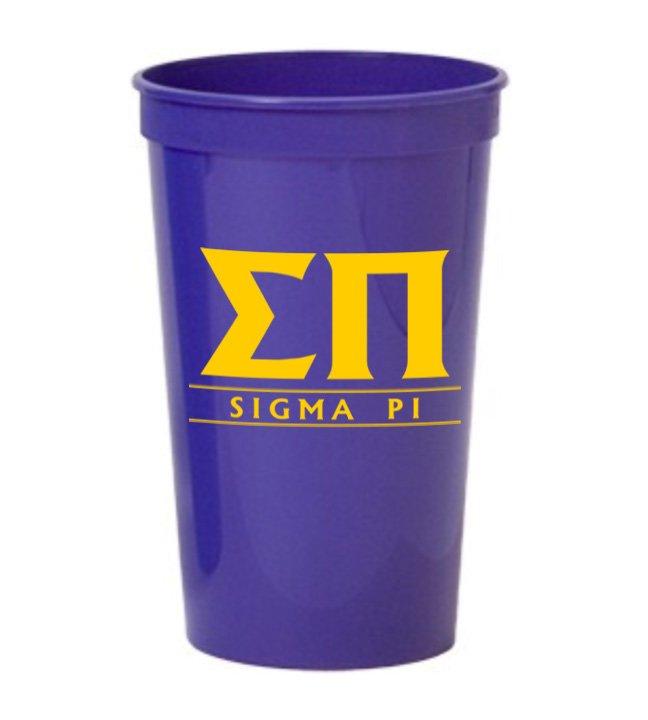 Sigma Pi  Big Classic Line Stadium Cup