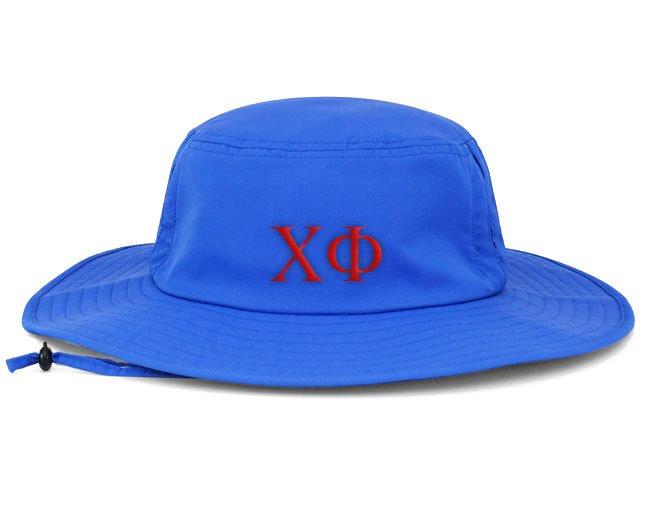 Chi Phi Greek Manta Ray Boonie Hat