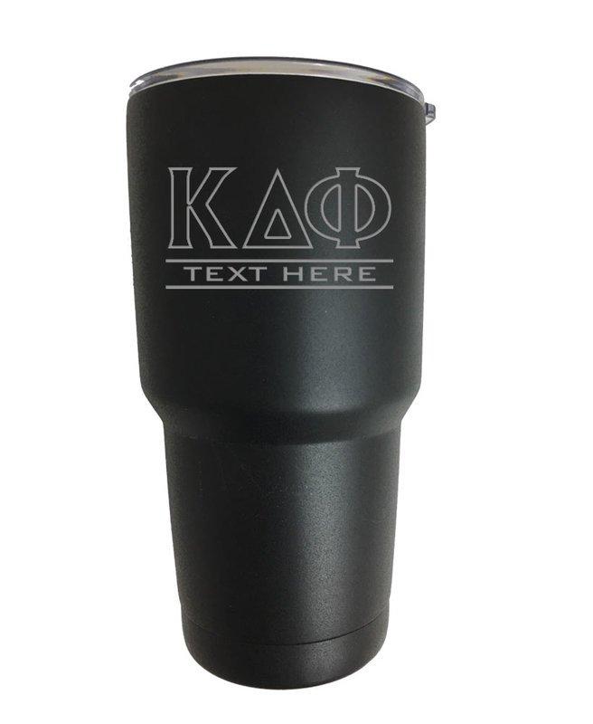 Kappa Delta Phi Vacuum Insulated Tumbler