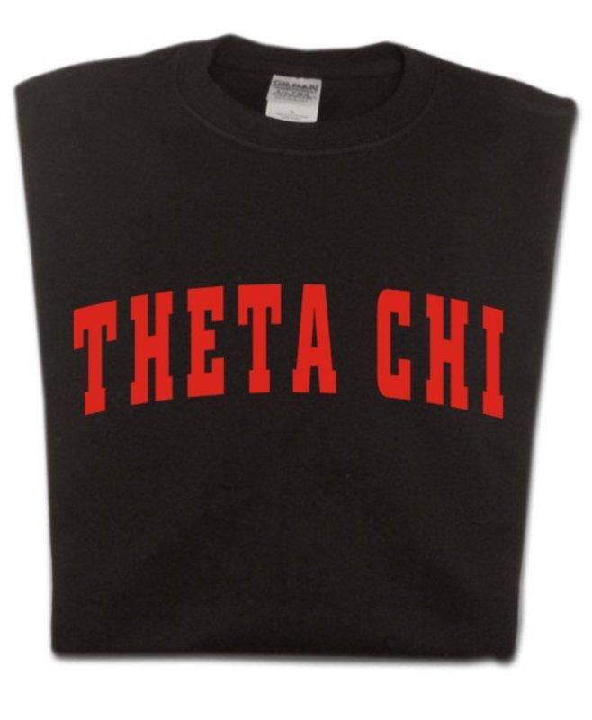 Theta Chi Letterman Shirt