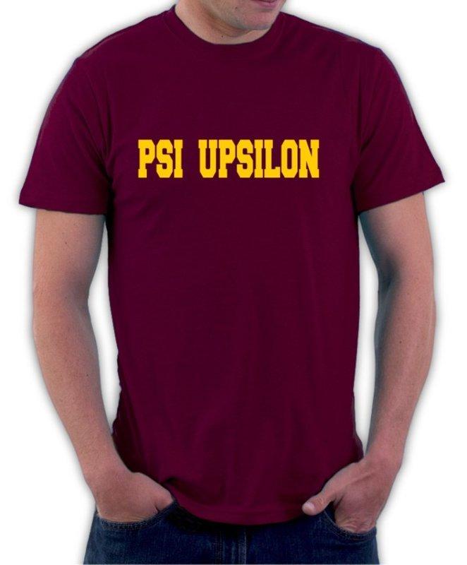Psi Upsilon College Shirt