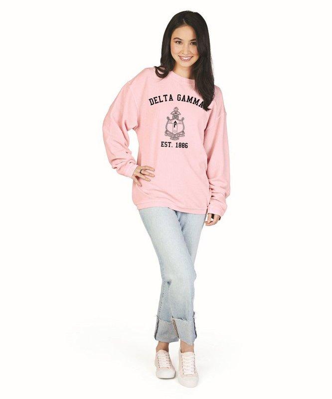 Delta Gamma Camden Crewneck Sweatshirt